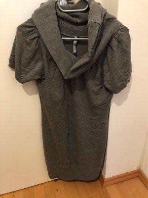 PIAZA ITALIA Sukienka tunika szary-srebrny