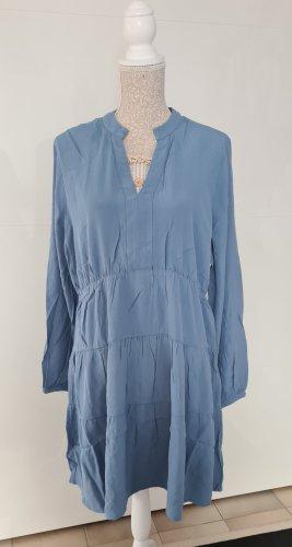 Tunikakleid hellblau - Größe 46 - neu - langarm - Orsay - Plussize