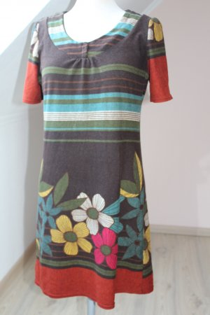 Angel Eye A Line Dress multicolored