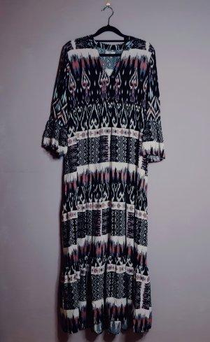 JDY denim Robe tunique multicolore
