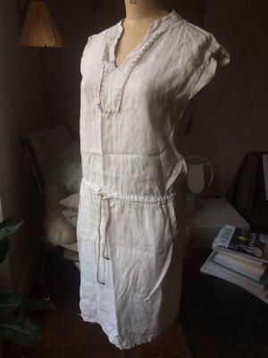 Tunikakleid, Leinen, Gr. M, 2 mal getragen