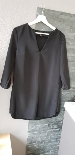 H&M Tunic Dress dark grey