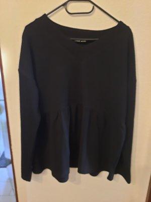 SheIn Shirt Tunic black