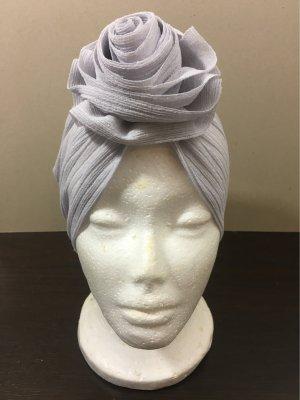 Turban mit Blume