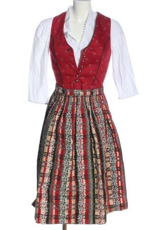 Turi Landhaus Dirndl mixed pattern classic style