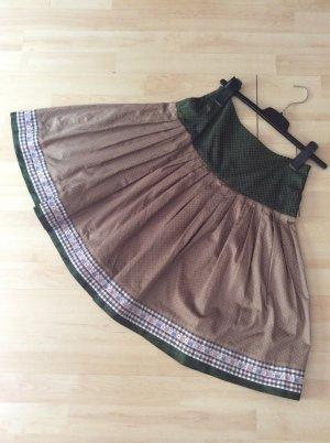 Turi Landhaus Traditional Skirt multicolored