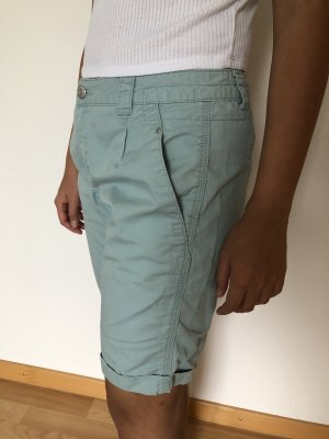 3/4 Length Trousers turquoise
