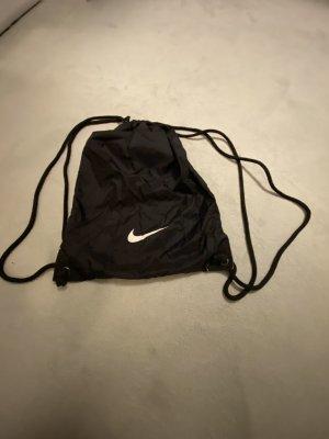 Nike Sporttas wit-zwart