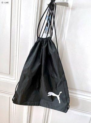 Puma Sac de sport noir nylon
