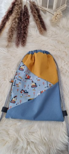 Handmade Kindergarden Backpack multicolored