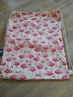 Turnbeutel Rucksack Flamingo NEU