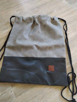 Unbekannte Marke Sac de sport noir-gris