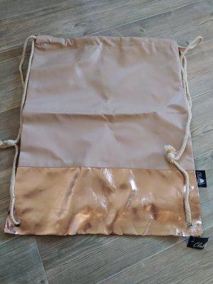 Unbekannte Marke Sports Bag rose-gold-coloured-nude