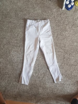 Felix Bühler Pantalon d'équitation blanc