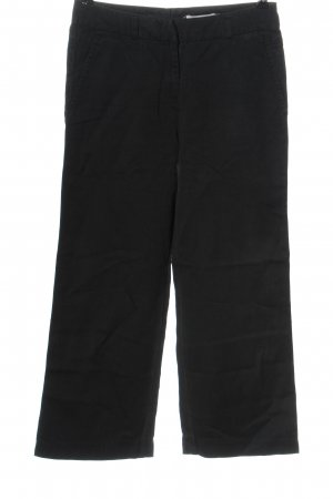 Turnover Culottes black casual look
