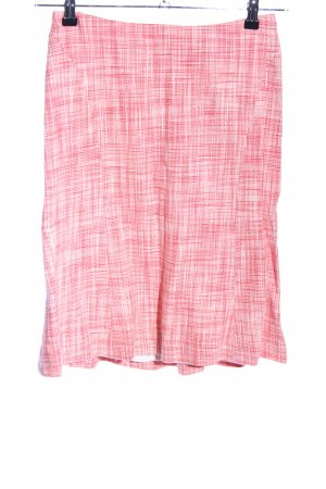 Turnover High Waist Rock pink Webmuster Casual-Look