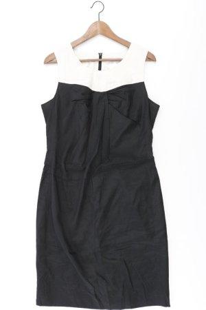 Turnover Pencil Dress black viscose
