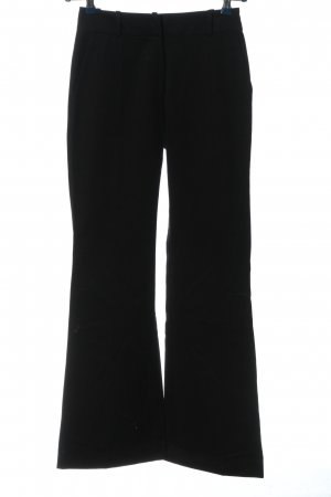 Turnover Jersey Pants black business style