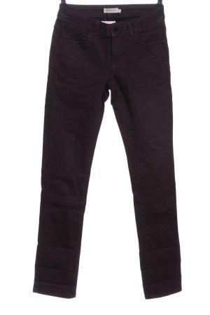 Turnover Straight-Leg Jeans