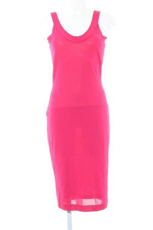 Turnover Trägerkleid pink Casual-Look