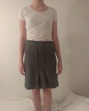 Turnover Wełniana spódnica Wielokolorowy