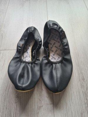 Bleyer Składane baleriny czarny