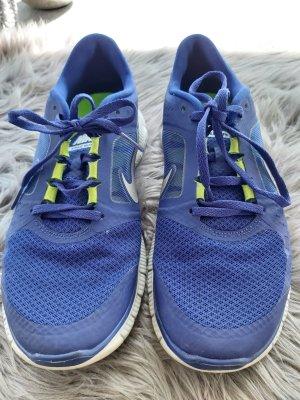 Turnschuh von Nike Free Run 3 in blau Größe 42,5