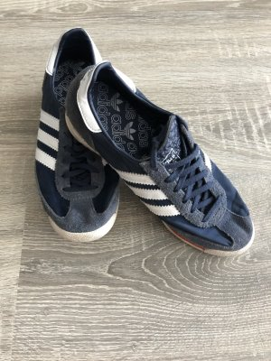 Adidas Originals Sneakers met veters donkerblauw-wit