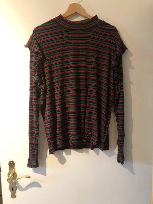 Urban Classics Turtleneck Shirt multicolored