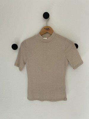 H&M Koszulka z golfem Wielokolorowy