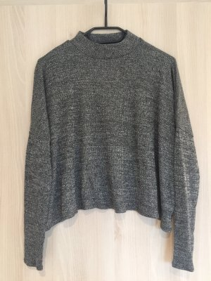 Turtleneck crop top Longsleeve