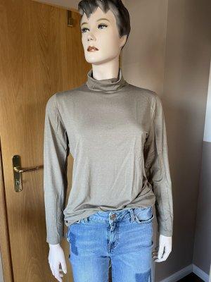 Faber Turtleneck Shirt camel