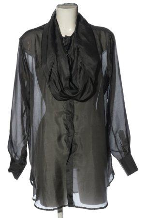 Tusnelda Bloch Transparenz-Bluse