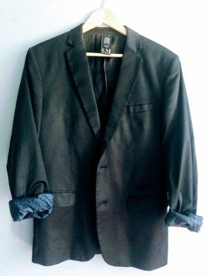 Tuxedo style jacket L