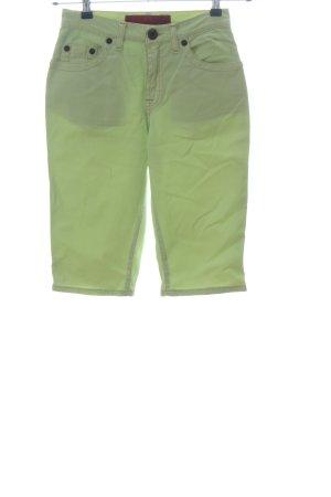 Tuzzi Pantalone a 3/4 verde stile casual