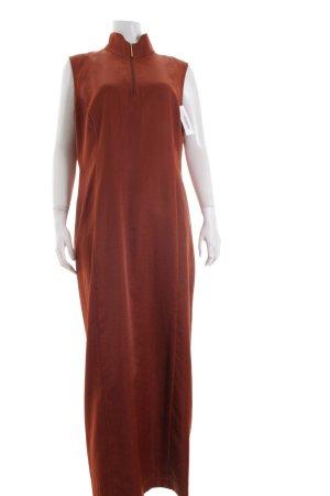 Tuzzi Abendkleid braun Casual-Look