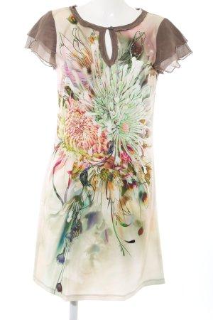 Tuzzi Blusenkleid Blumenmuster Casual-Look