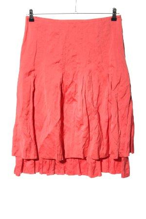 Tuzzi Faltenrock pink Casual-Look