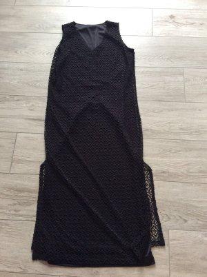 Tuzzi Maxi abito nero