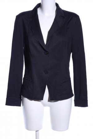 Tuzzi Jerseyblazer schwarz Business-Look