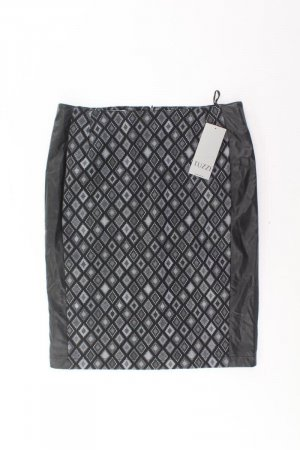 Tuzzi Rok van imitatieleder zwart Polyester