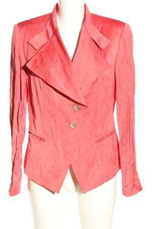 Tuzzi Kurz-Blazer pink Business-Look