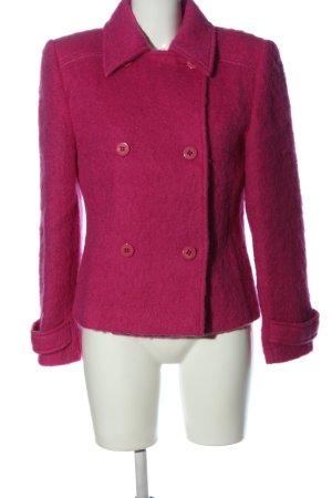 Tuzzi Kurzmantel pink Casual-Look