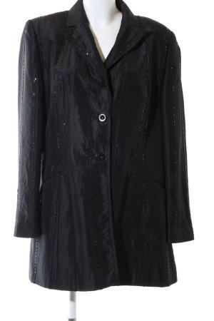 Tuzzi Long-Blazer schwarz extravaganter Stil