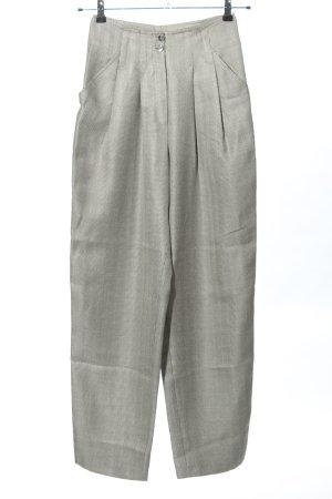 Tuzzi Pantalone Marlene nero-bianco modello web stile casual