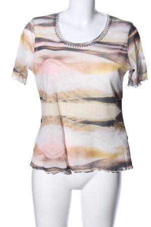 Tuzzi Netzshirt Farbverlauf Casual-Look