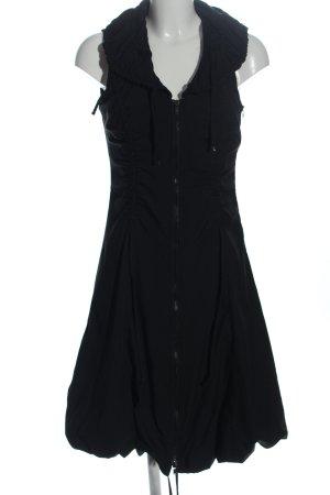 Tuzzi Blusenkleid schwarz Casual-Look