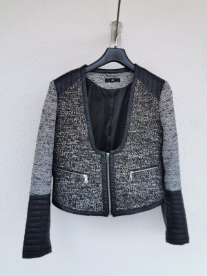 H&M Tweed Blazer multicolored polyester