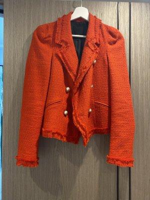 River Island Tweed Blazer multicolored