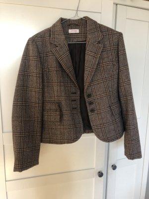 Tweed Blazer in Karomuster